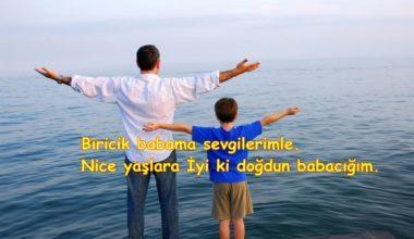 Muhteşem Babalara Doğum Günü Mesajları