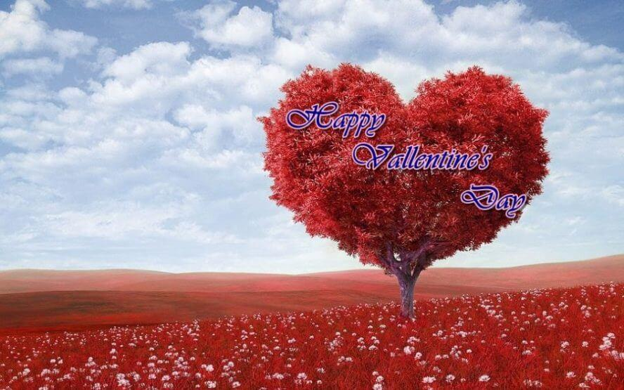 Messages of Valentine's Day