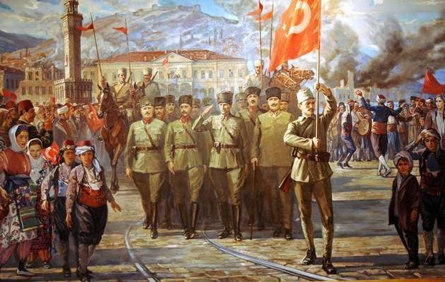 9 Eylül İzmir'in Kurtuluşu Kutlama Mesajları