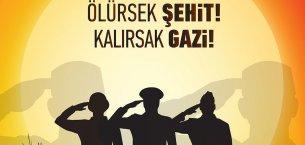 Gaziler Günü Kutlama Mesajları