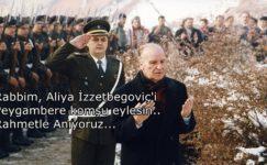 Aliya İzzetbegoviç'i Anma Sözleri ve Mesajları