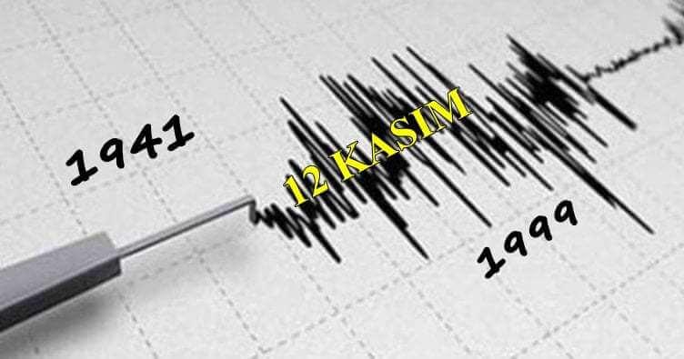 12 Kasım Düzce Depremi Mesajları