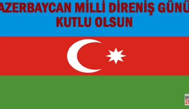 17 Kasım Azerbaycan Milli Direniş Günü Mesajları