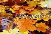 Kasım Ayı Sözleri