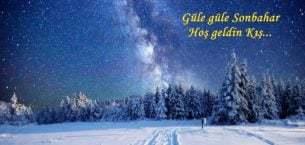 Aralık Ayı Sözleri