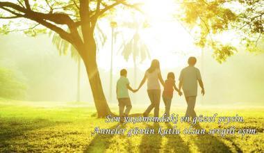 Eşe Anneler Günü Mesajları