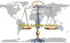 Adalet ile İlgili Sözler