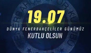 Dünya Fenerbahçeliler Günü Mesajları
