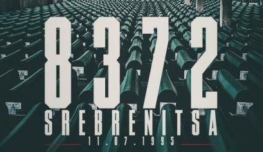 Srebrenitsa Katliamı Mesajları