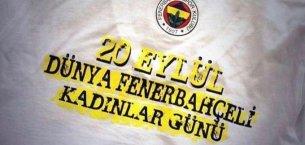 Dünya Fenerbahçeli Kadınlar Günü Kutlama Mesajları