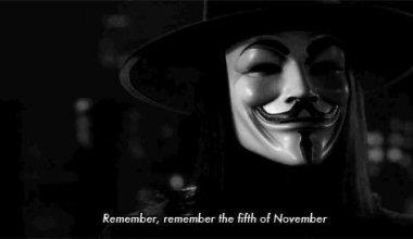 V For Vendetta Sözleri
