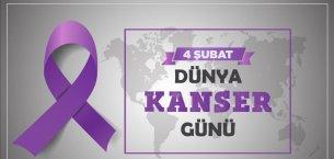 Dünya Kanser Günü Sözleri ve Mesajları