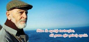 Mustafa Kutlu Sözleri