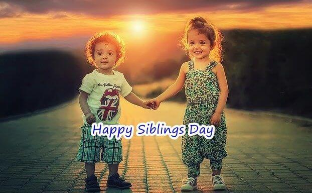 National Siblings Day Quotes and Messages