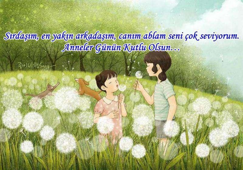 Ablaya Anneler Günü Mesajları
