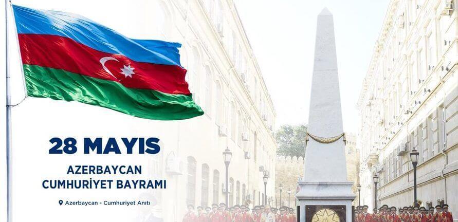 Azerbaycan Cumhuriyet Günü Mesajları
