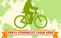 Dünya Otomobilsiz Yaşam Günü Sözleri ve Mesajları