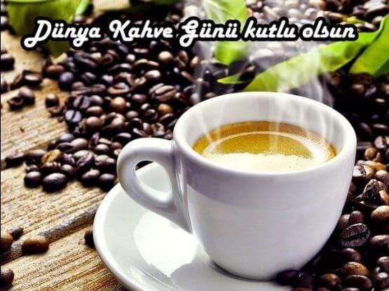 Dünya Kahve Günü Mesajları
