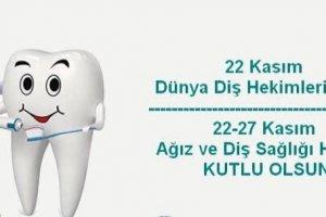 Diş Hekimleri Günü Kutlama Mesajları