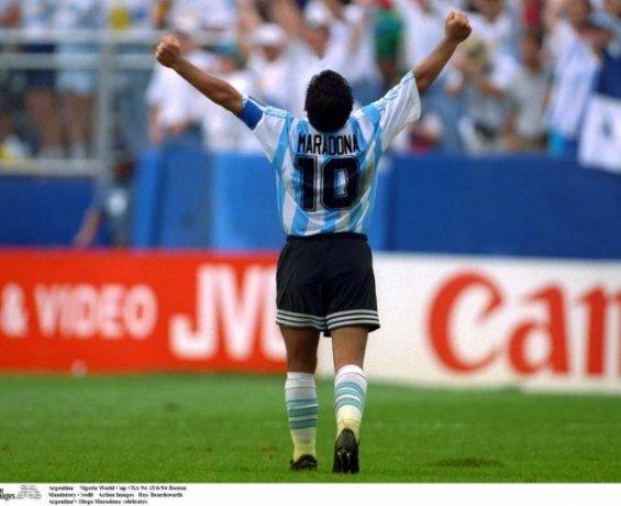 Diego Armando Maradona Sözleri