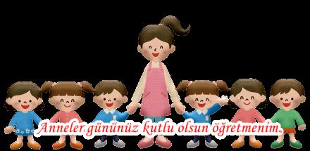 Öğretmene Anneler Günü Mesajları