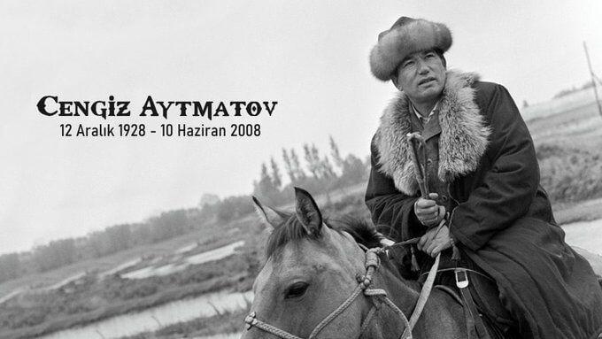Cengiz AYTMATOV'u Anma Mesajları