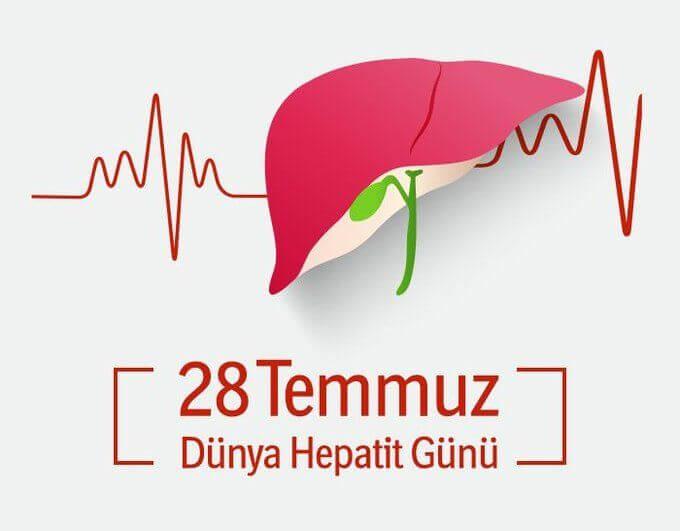 Dünya Hepatit Günü Sözleri ve Mesajları