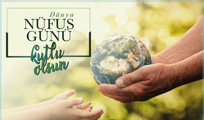 Dünya Nüfus Günü Sözleri ve Mesajları